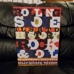 The Rollingstone history of Rock and Roll